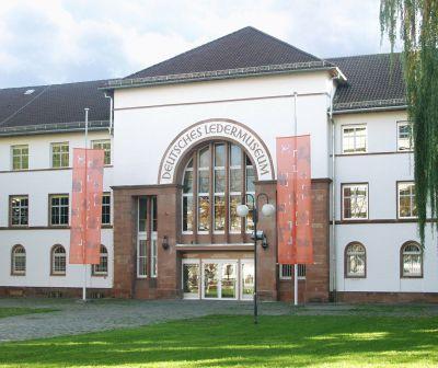 Deutsches ledermuseum schuhmuseum in offenbach am main for Offenbach kunst